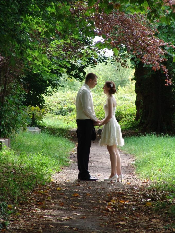 Hochzeits-Foto